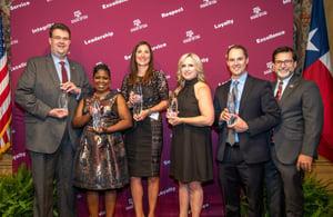 2021 Alumni Legacy Awards Recipients