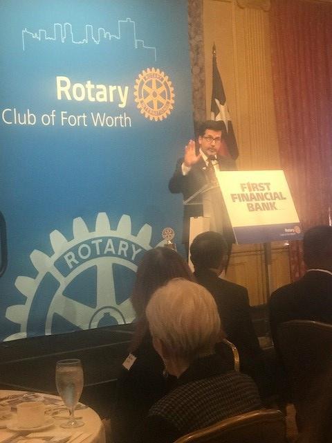 Bobby at Rotary-1