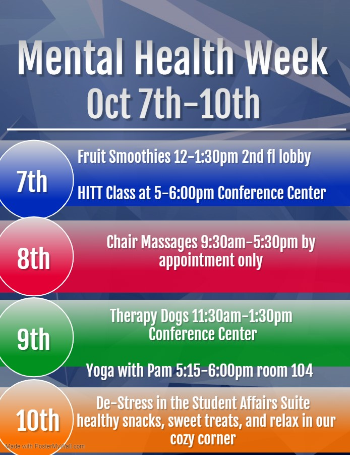 Good Bull Mental Health Week