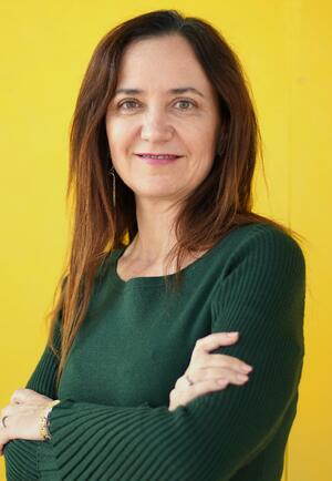 Profile Irene Calboli