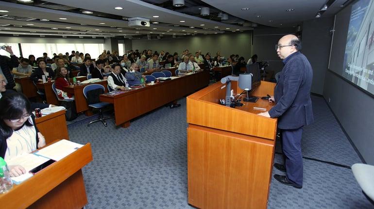 Peter Yu Hong Kong IP conference
