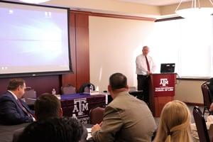_ Keynote Speaker Edd Hargett of the U.S. Department of Agriculture begins the symposium-1