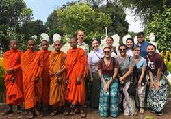 Cambodia Field Trip