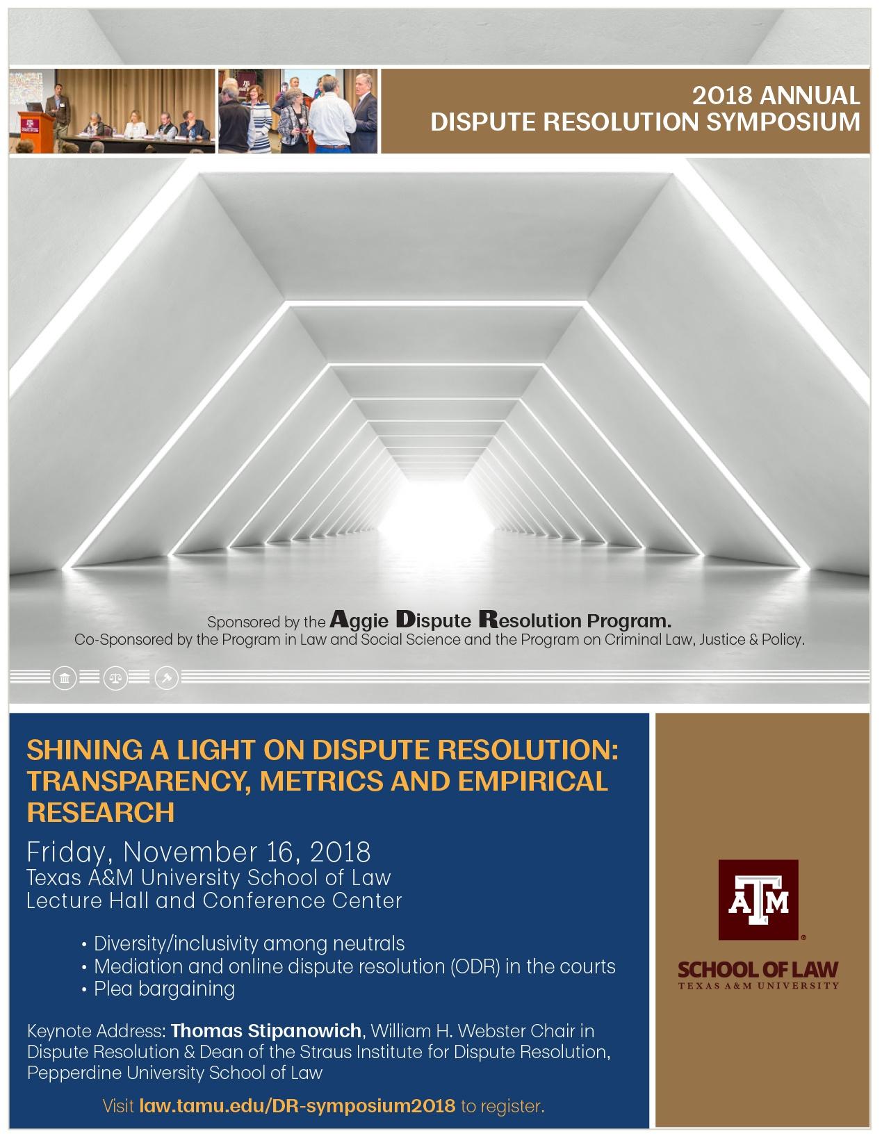 DR Symposium November 16-1